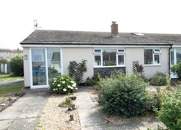 Thumbnail 2 bed semi-detached bungalow for sale in Cantref, Tywyn, Gwynedd