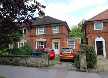 Thumbnail 5 bedroom semi-detached house to rent in Gipsy Lane, Headington, Oxford