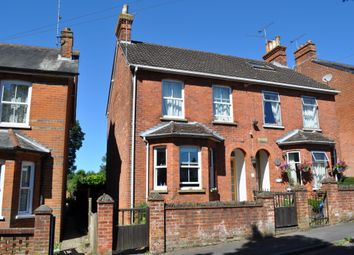 Thumbnail 4 bed semi-detached house to rent in St. James Avenue, Farnham