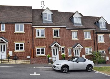 Thumbnail 3 bed town house for sale in Cochran Avenue, Chippenham, Wiltshire