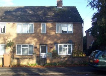Thumbnail 2 bed flat to rent in Wellingborough Road, Finedon, Northamptonshire