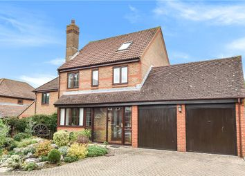 Thumbnail 5 bed detached house for sale in Highwood Ridge, Basingstoke, Hampshire