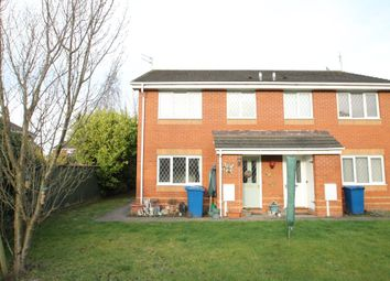 Thumbnail 1 bed flat for sale in Exeter Drive, Tamworth