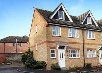 Thumbnail 3 bed end terrace house for sale in Balmoral Close, Rustington, Littlehampton