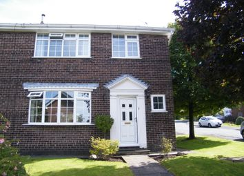Thumbnail 3 bed mews house for sale in Thistle Close, Stalybridge