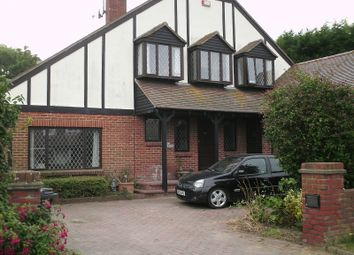 Thumbnail 4 bed detached house for sale in Second Avenue, Kingsgate