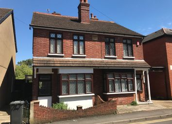 Thumbnail 4 bed shared accommodation to rent in Hummer Road, Egham