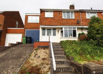 Thumbnail 4 bed semi-detached house for sale in Wychbury Road, Brierley Hill