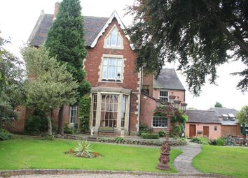 Thumbnail 5 bed semi-detached house for sale in The Cloisters, Wood Street, Earl Shilton, Leicester