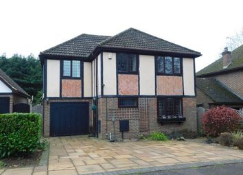 Thumbnail 4 bed detached house for sale in Franklin Drive, Weavering, Maidstone, Kent