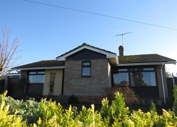 Thumbnail 3 bed detached bungalow for sale in Waveney Drive, Hoveton, Norwich