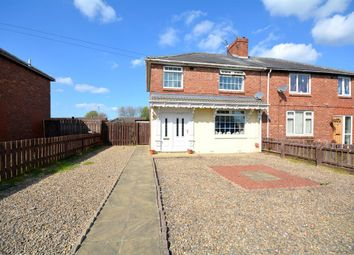 Thumbnail 3 bed semi-detached house for sale in North End Gardens, Bishop Auckland