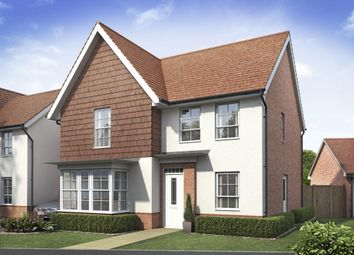 "Thumbnail 4 bed detached house for sale in ""Cambridge"" at London Road, Allington, Maidstone"