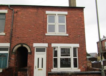 Thumbnail 3 bedroom terraced house to rent in Quarry Road, Somercotes, Alfreton