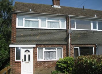Thumbnail 3 bed semi-detached house to rent in Butts Road, Southampton