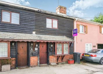 Thumbnail 2 bed cottage for sale in Clacton Road, Clacton-On-Sea
