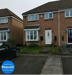Thumbnail 3 bed terraced house to rent in Lilburn Close, East Boldon, Tyne And Wear