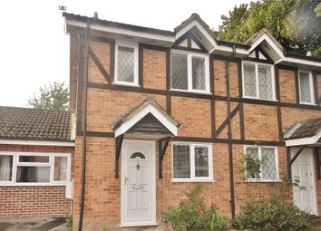 Thumbnail 3 bed semi-detached house to rent in Ravenfield, Englefield Green, Egham, Surrey