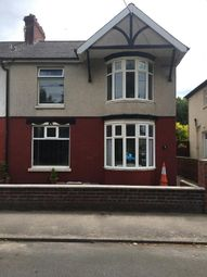 Thumbnail 4 bed terraced house to rent in Elba Crescent, Crymlyn Burrows, Swansea.