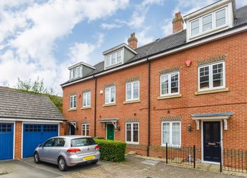 Thumbnail 4 bed terraced house for sale in Sovereign Place, Wallingford