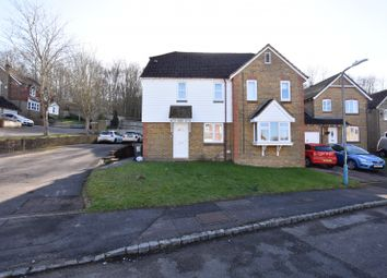 Thumbnail 1 bed semi-detached house to rent in Brindles Field, Tonbridge