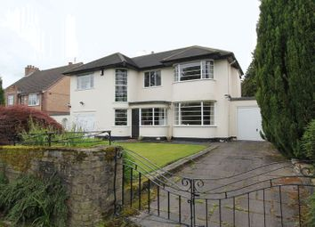 Thumbnail 3 bed detached house for sale in Sutherland Drive, Newcastle-Under-Lyme