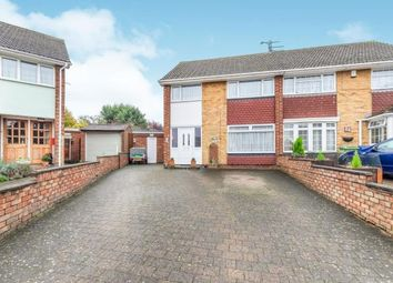 Thumbnail 4 bed semi-detached house for sale in Woodberry Drive, Sittingbourne, Kent