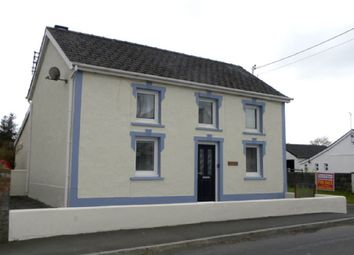 Thumbnail 3 bedroom property for sale in Llanybydder