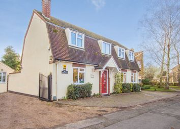 Thumbnail 5 bed detached house for sale in Church Street, Fen Drayton, Cambridge