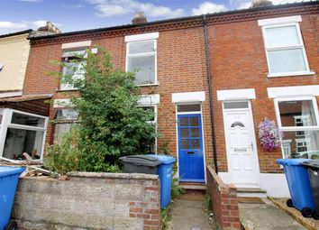 Thumbnail 3 bedroom terraced house for sale in Bell Road, Norwich