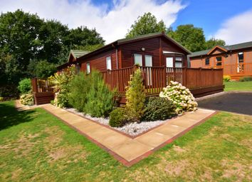 Thumbnail 2 bed property for sale in Pennant Park Golf Club, Holywell