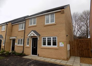 Thumbnail 3 bed semi-detached house to rent in Mannerton Grove, Darlington