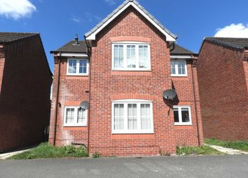 Thumbnail 2 bedroom flat for sale in Marnwood Walk, Kirkby, Liverpool