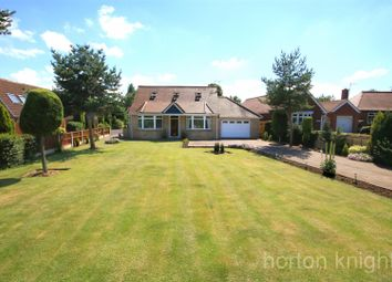 Thumbnail 4 bed detached bungalow for sale in Green Lane, Scawthorpe, Doncaster
