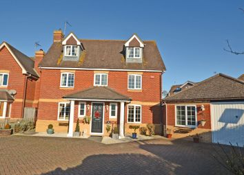 Thumbnail 5 bed detached house for sale in Dart Drive, Didcot