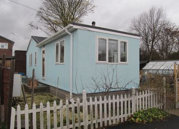 Thumbnail 3 bed mobile/park home for sale in Orange Croft Park, Tickhill, Doncaster, South Yorkshire