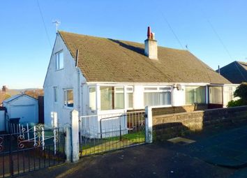 Thumbnail 2 bed semi-detached house for sale in Threshfield Avenue, Heysham, Morecambe