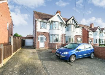 3 bed semi-detached house for sale in Newtown Road, Worcester WR5