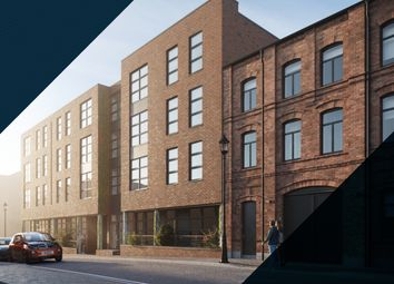 Thumbnail 2 bed flat for sale in Northwood Street, Birmingham