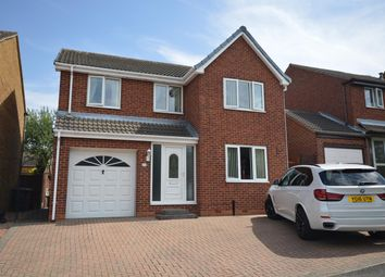 Thumbnail 4 bed detached house for sale in Durham Avenue, Grassmoor, Chesterfield