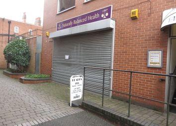 Thumbnail Retail premises to let in Market Street, Heanor