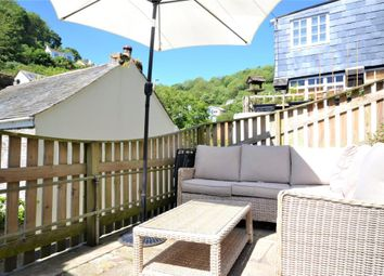 Thumbnail 3 bed semi-detached house for sale in The Coombes, Polperro, Looe, Cornwall