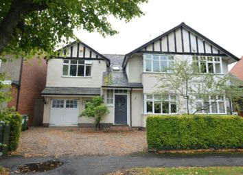 Thumbnail 4 bed semi-detached house for sale in Glenville Avenue, Glen Parva, Leicester