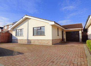 Thumbnail 2 bedroom detached bungalow for sale in Ebdon Road, Weston-Super-Mare