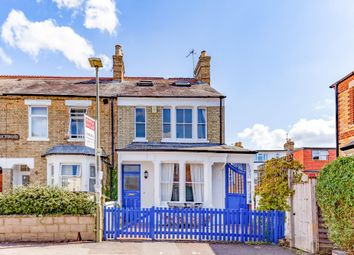 Thumbnail 3 bed end terrace house for sale in Essex Street, East Oxford