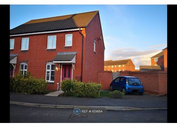 Thumbnail 2 bedroom terraced house to rent in Clement Atlee Way, Kings Lynn
