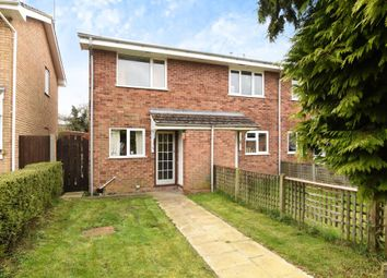 Thumbnail 2 bedroom terraced house to rent in Blanchard Close, Leominster