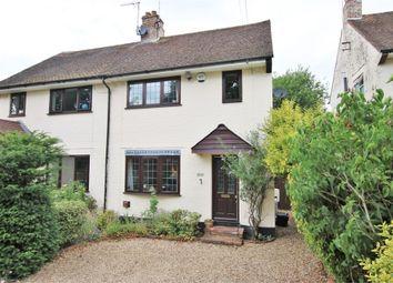 Thumbnail 3 bed semi-detached house for sale in Evendons Lane, Wokingham, Berkshire