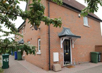 Thumbnail 3 bed end terrace house to rent in Parr Close, Chafford Hundred, Essex
