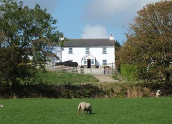 Thumbnail 6 bed farmhouse for sale in Upper Strenaby Farm, Abbeylands, Onchan
